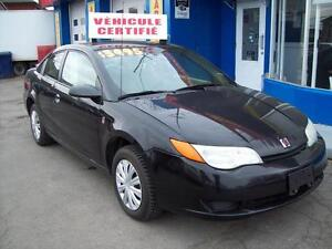 2007 Saturn Ion Quad Coupe Ion.2 Midlevel