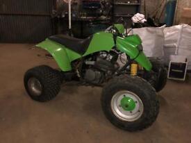 600cc quad bike project