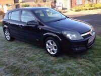 Vauxhall Astra SXI 1.6 Twinport 5dr service history 2 keys