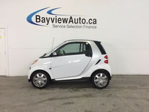 2013 Smart Fortwo Passion - KEYLESS ENTRY! A/C! BLUETOOTH! LO...