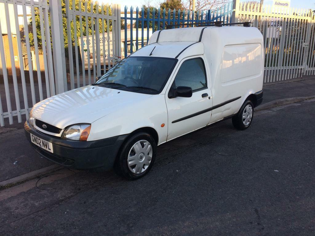 ford fiesta courier 50 td car derived van 1 7 cc 2002 mot in fishponds bristol gumtree. Black Bedroom Furniture Sets. Home Design Ideas