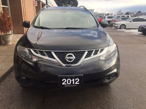 2012 Nissan Murano LE One owner 2 sets of wheels