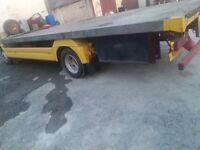 Lorry body 20foot long