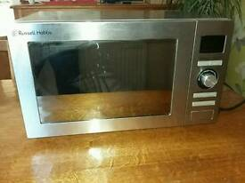 Russell Hobby 25L Combination Microwave Oven