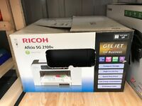 Ricoh GELJET FOR BUSINESS COLOUR SUBLIMATION PRINTER