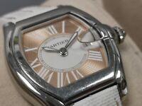 Cartier Roadster Ladies Quartz Wristwatch ref. 2675