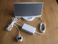 Original White Bose Sounddock Sound Dock Speaker for Ipod