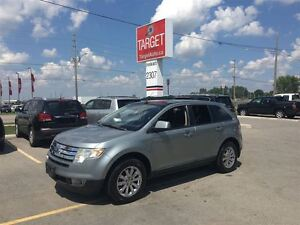 2007 Ford Edge SEL, Leather, Navi, Roof and More !!!!!
