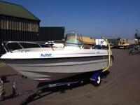 Azura 500 open sports Boat
