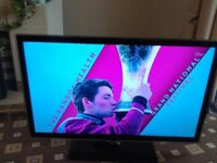 SAMSUNG 40 LED TV FREEVIEW/SLIM DESIGN/FULL HD 1080P/AUTO SET UP/ NO OFFERS
