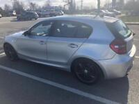 BMW 120D M SPORT(177bhp)