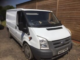 Breaking ford transit mk7 swb all spare parts available fresh breaker