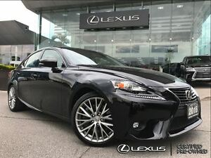2016 Lexus IS 300 Premium Pkg AWD Back Up Camera Leather Sunroof