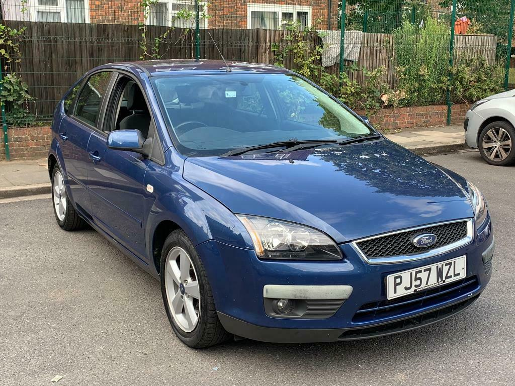 Ford Focus Zetec 1 6 | Automatic | Parking Sensors | in Greenford, London |  Gumtree