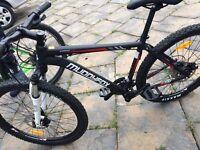 Kids muddyfox mountain bike