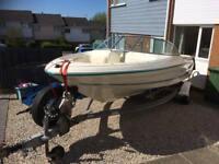 Sea Ray 175 Bow-rider 1996 3.0 mercruiser