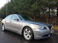 DECEMBER 2006 BMW 520d SE AUTOMATIC LOVELY UNMARKED ORIGINAL EXAMPLE >>> MOT JANUARY 2018 <<<