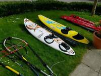Windsurfing Gear