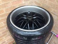 Aloys tyres 20inc BMW