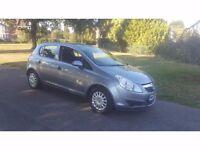 Vauxhall Corsa 1.2 i 16v Life 5dr LONG MOT, FULL SERVICE HISTORY