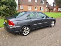 2005 VOLVO S60 D5 SE MOT TO MAY 2018