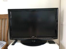 """37"""" HD LG TV"""