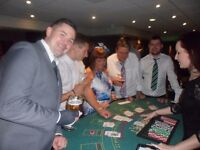 Fun Casino Party Entertainment Hire Blackjack Roulette Poker Nights