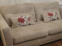Sofas 2 & 3 Seater SCS frabic sofas