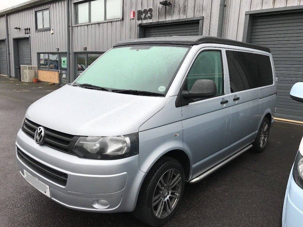 Vw T5 Campervan Brand New Conversion Air Conditioning