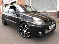 Renault Clio 2003 1.5 dCi Expression 3 door CHEAP AND CHEERFUL, BARGAIN