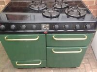 Green Range gas cooker...,...Cheap Free delivery