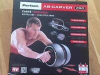 Perfect Ab Carver PRO -Excellent condition - still in original box