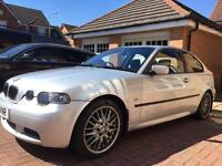 BMW E46 325TI M Sport Compact 2003