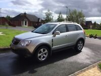 07 VAUXHALL ANTARA 2.0 CDTI SE TOP OF RANGE LEATHER P/EX WELCOME