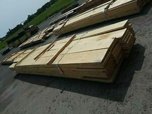 Fence and Deck Lumber at Auction - Save Big! - Auction Ends July 24th