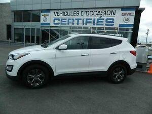 2014 Hyundai Santa Fe 2.4L SPORT ET PNEUS D'HIVER INCLUS