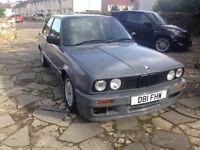 BMW E30 325 2 door 3 series
