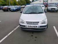 2004 HYUNDAI GETZ 1.1 GSI STUNNING PERFECT DRIVE. 1 OWNER FROM NEW