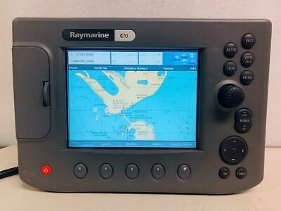 Raymarine C70 Multi Function Display C Series Classic Chart Plotter GPS Sounder