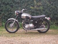 AJS model 31 CSR - not matchless G12 - may p/ex