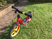 Puky LRM learner balance bike