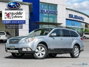 2012 Subaru Outback 2.5 I Touring Package at