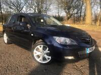 Mazda 3 low mileage
