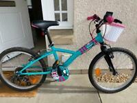 Kids BTWIN 20inch Hybrid Bike (Like new)