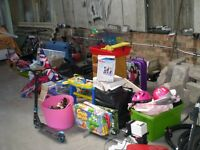 YARD SALE IN WHITBURN