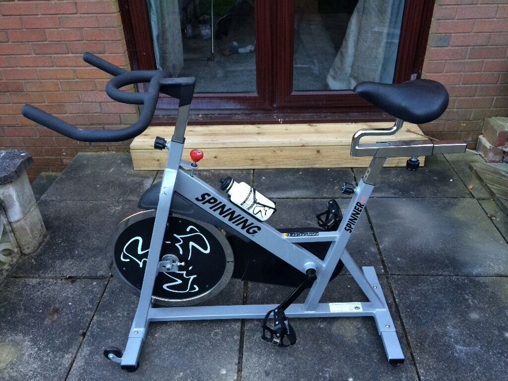 spinning bike for sale great condition in bursledon hampshire gumtree. Black Bedroom Furniture Sets. Home Design Ideas
