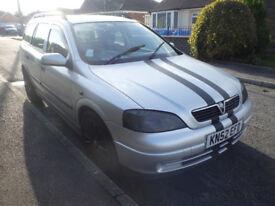 Vauxhall Astra Elegance 2.0 Turbo ...
