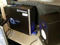 High Spec i7 PC Gaming Rig / Music Studio / Video Editing Suite