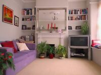 Large double room available in a lovely split floor maisonette in Fulham