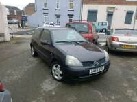 2006 55 renault clio 1.2 drives well